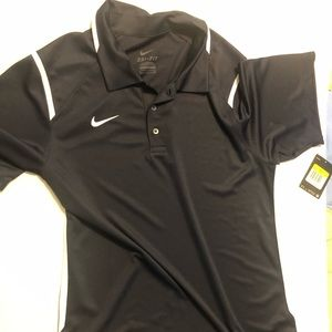 Nike polo small, big and tall? New with tags
